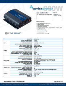 samlex-onduleur-spec-800